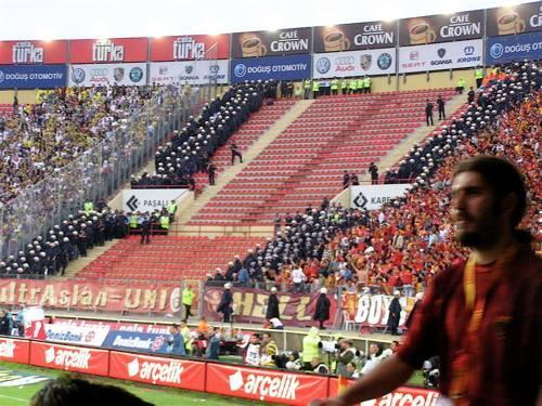 The Intercontinental Derby in Istanbul