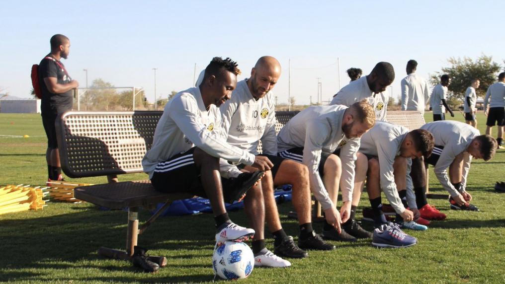 MLS Preseason Photos