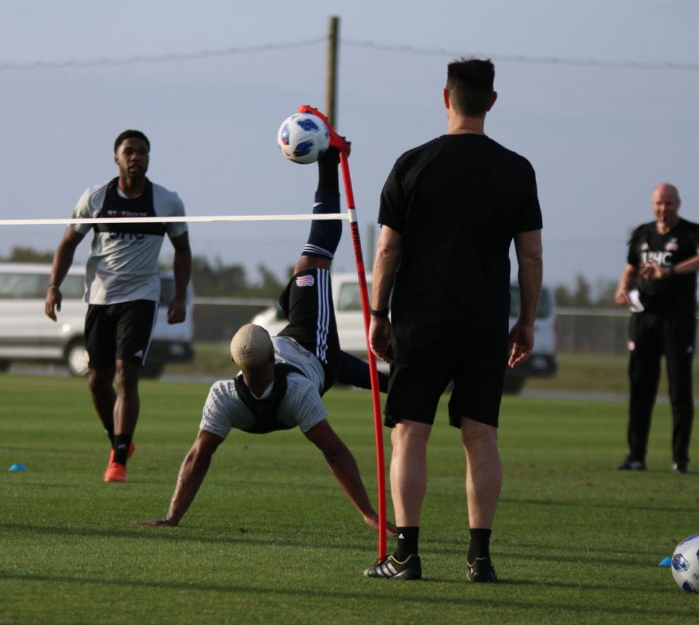 MLS Preseason Photos
