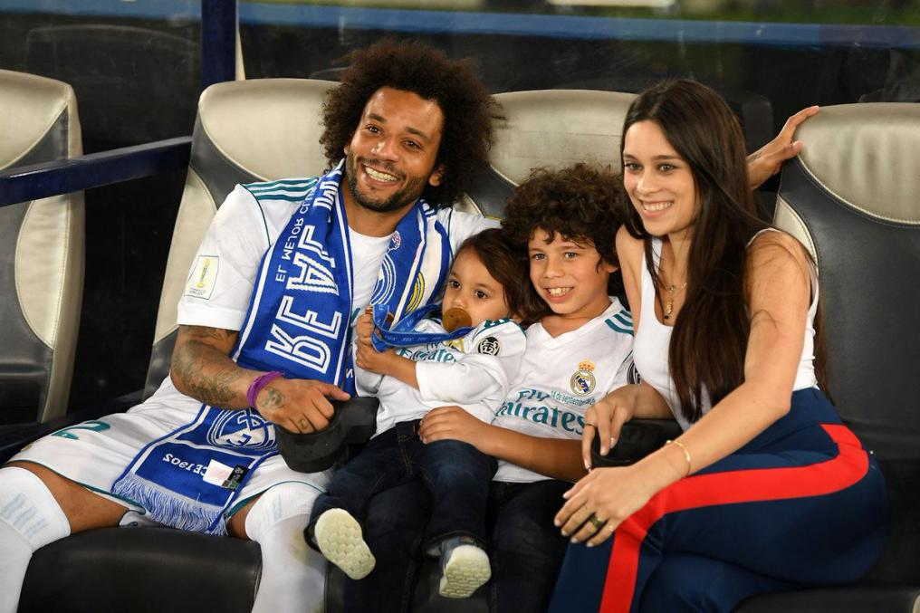 Footballer Family Photos