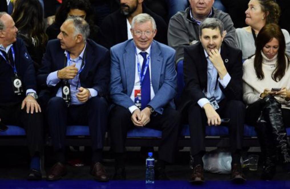 NBA London photos
