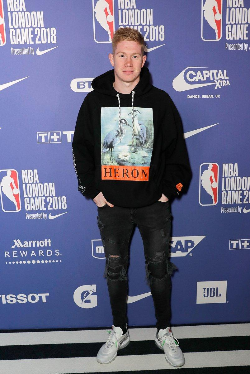 NBA London photos