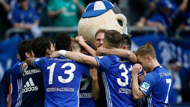 Schalke equalize