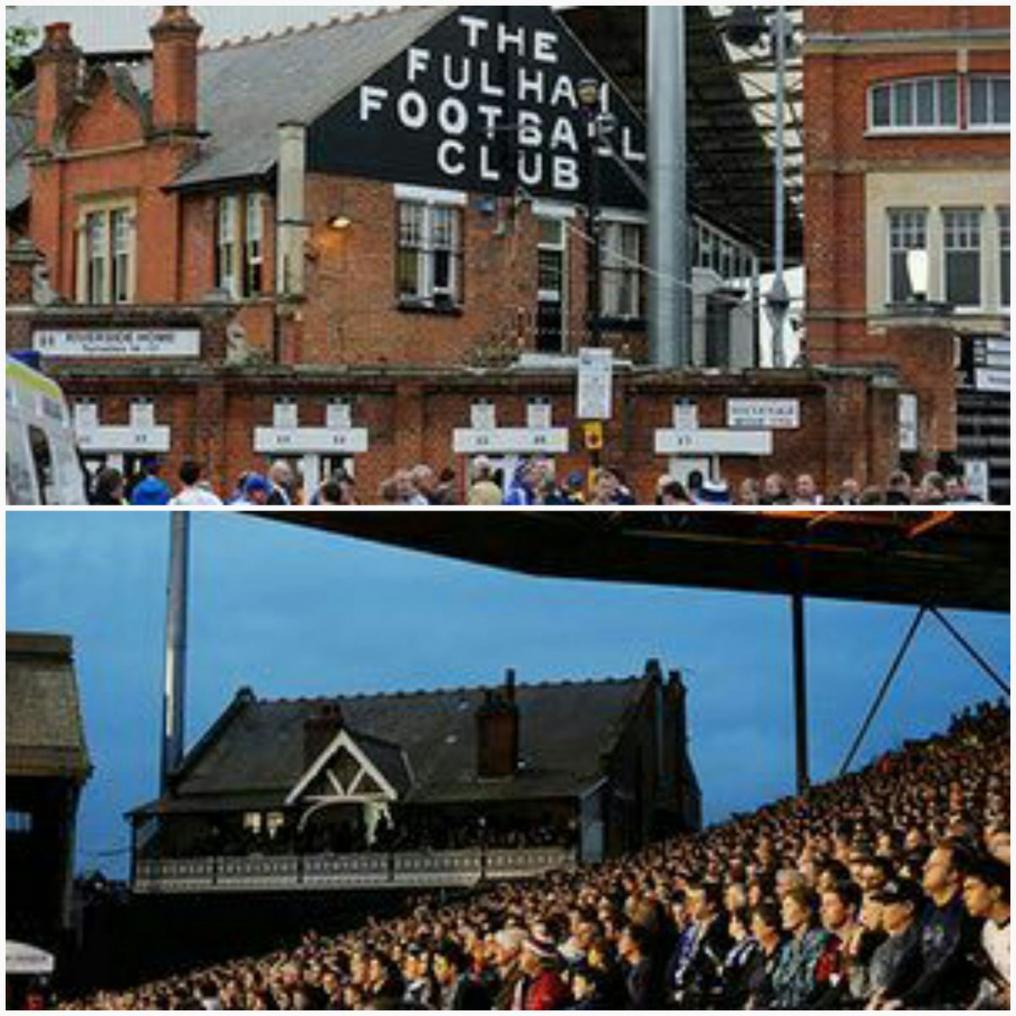 Fulham's Craven Cottage