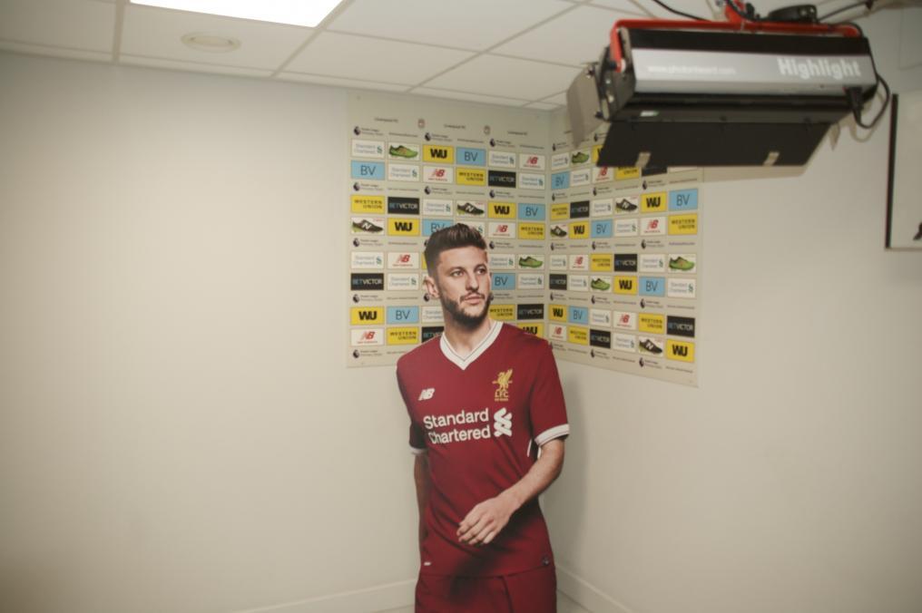 Players Post Match Press Interview Spot