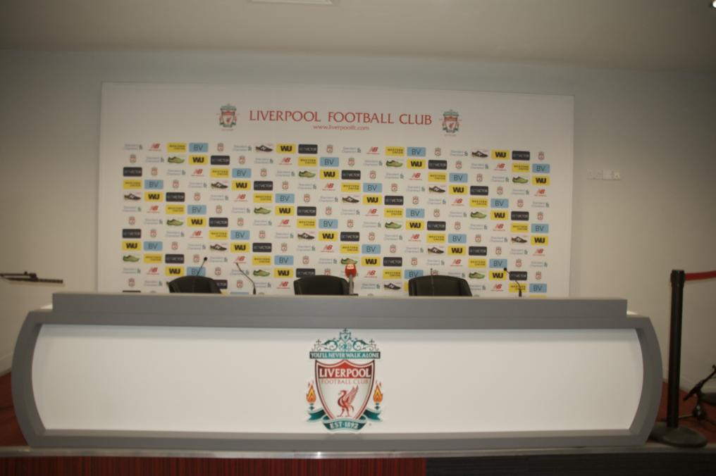 Klopp's Press Conference Room