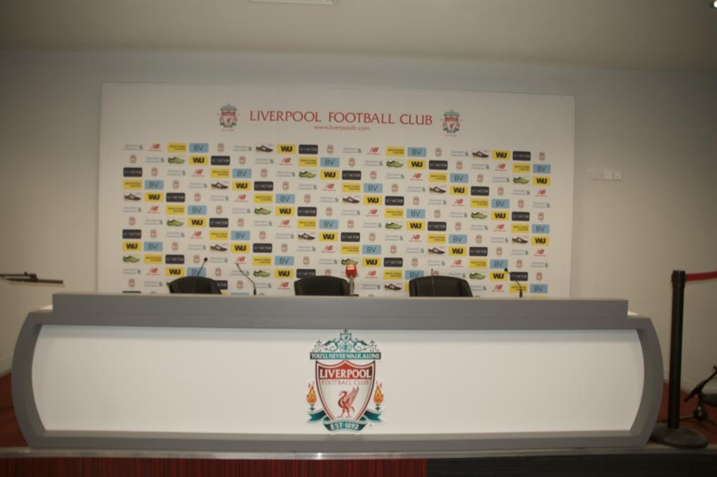Klopp's Press Conference Room