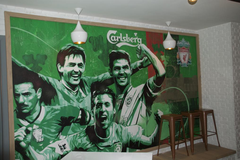 Newly Added Carlsberg Club
