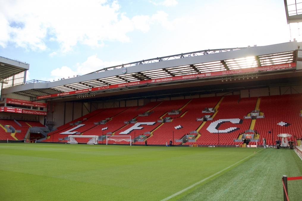 Pitch Side View: The Kop