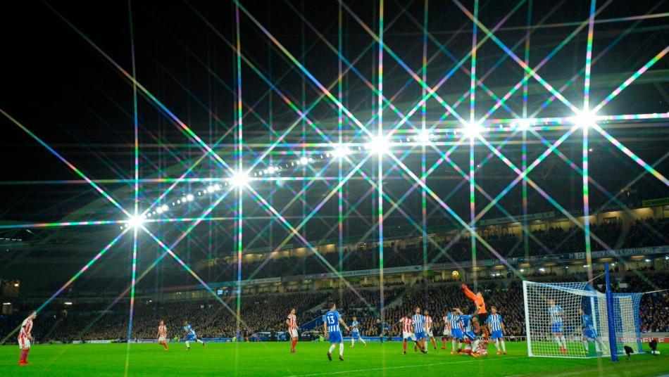 Falmer Stadium Brighton vs Stoke