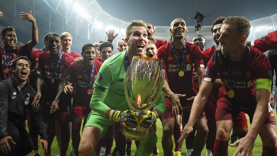 Liverpool Beats Chelsea In UEFA Super Cup