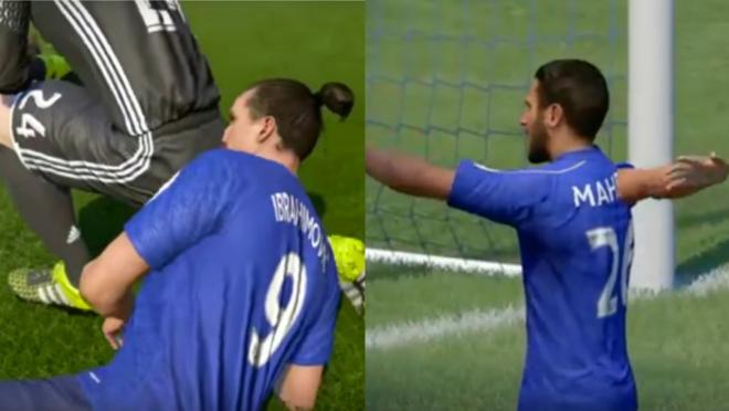 FIFA 17 glitches