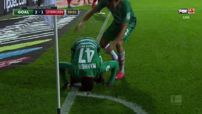 19 Year Old Refugee Scores For Werder Bremen