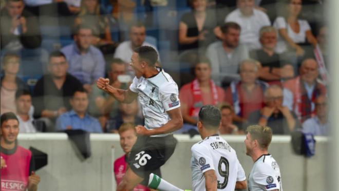 Trent Alexander-Arnold Scores First Liverpool Goal