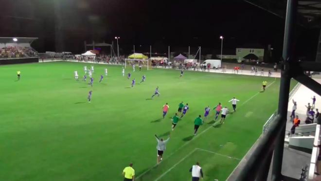 FK Pohronie match-winning goal