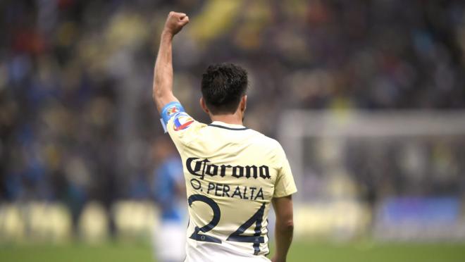 Oribe Peralta Will Play El Super Clasico on Wednesday