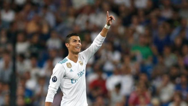 Cristiano Ronaldo Scores, Inside La Liga