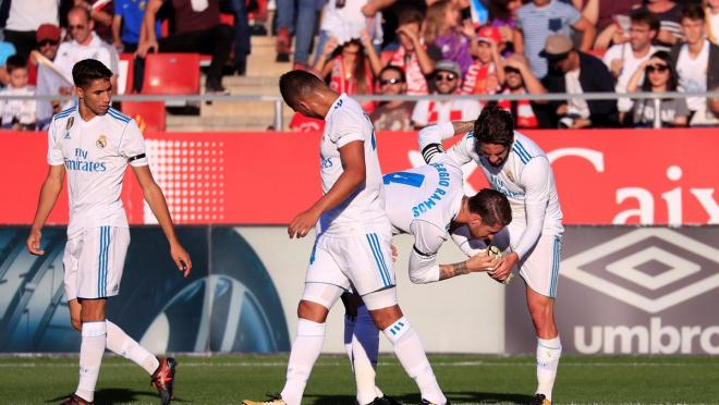 Isco vs. Girona