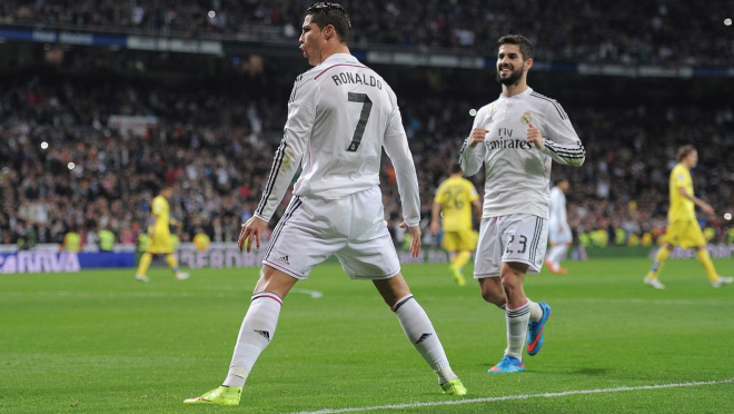 Cristiano Ronaldo Celebration, 18 Things in 18 Seconds