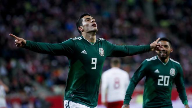 Raul Jimenez goal Poland