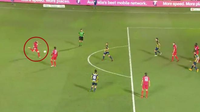 Daniel Adlung goal