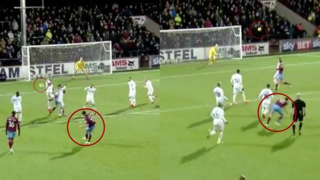 Josh Morris goals vs Charlton Athletic
