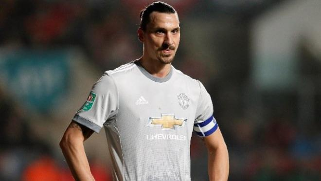Zlatan Ibrahimovic free kick
