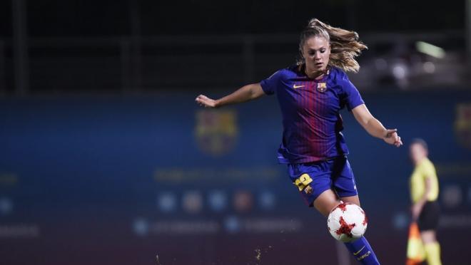 Lieke Martens Barcelona video