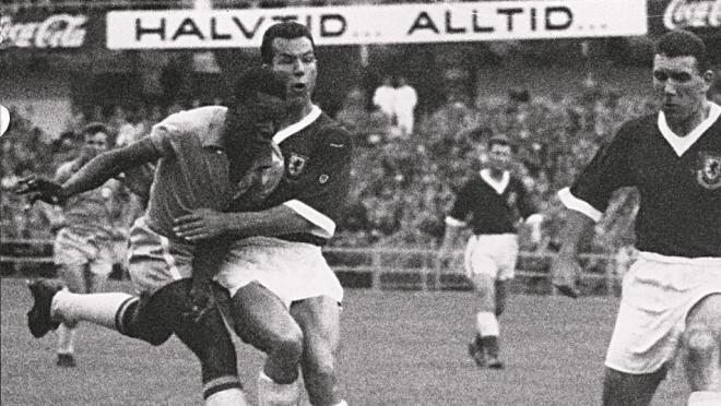 Defending Pele
