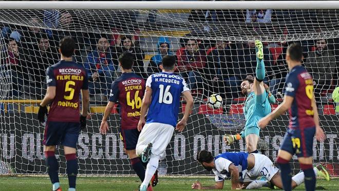 Hector Herrera Porto assist