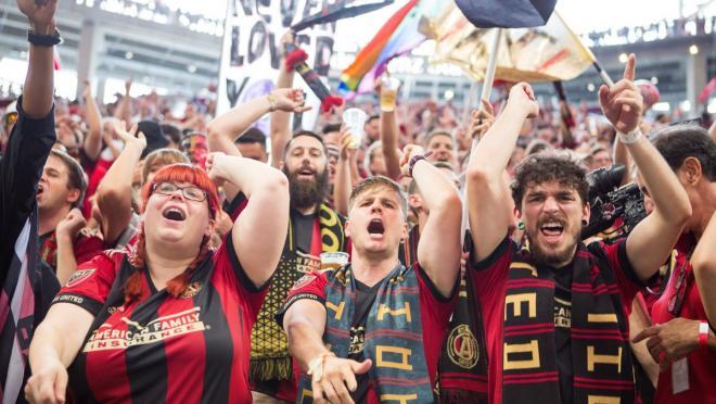 Atlanta United Fans Ready For MLS Season Opener