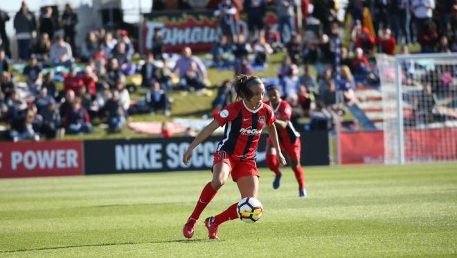 Mal Pugh Washington Spirit Goal vs Orlando Pride