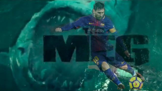 Lionel Messi The Meg