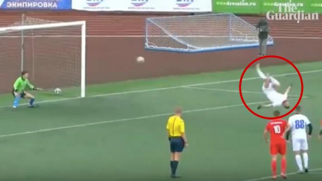 Backflip penalty
