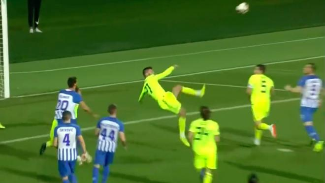 Best bicycle kick ever