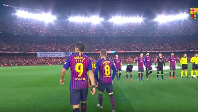 Barcelona Anthem Lyrics