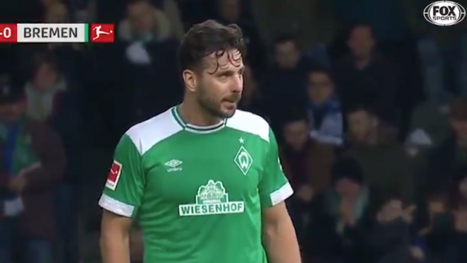 Oldest Bundesliga Goal Scorer
