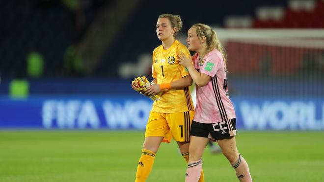 Scotland Eliminated From World Cup After 3-3 Tie To Argentina