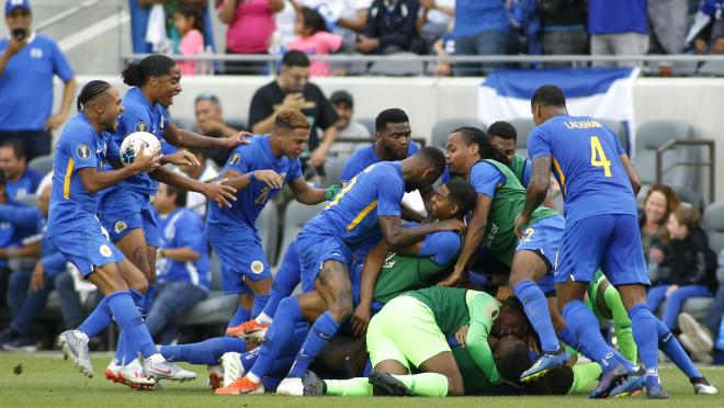 Curaçao Pulls Off Miracle Golazo In 93rd Minute
