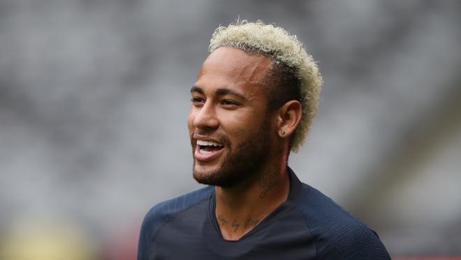 A Neymar Transfer From PSG Seems Imminent