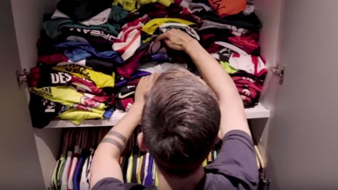 Paulo Dybala shirt collection