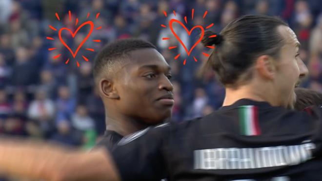 Zlatan Ibrahimovic Goal vs Cagliari
