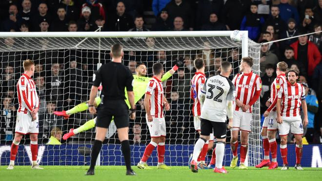 Wayne Rooney Goal vs Stoke