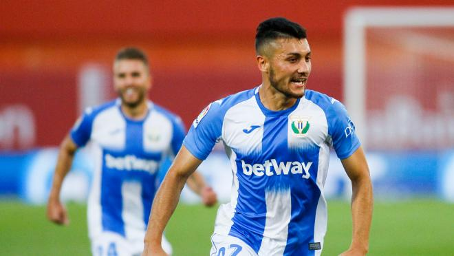 Oscar Rodriguez Free Kick vs Mallorca