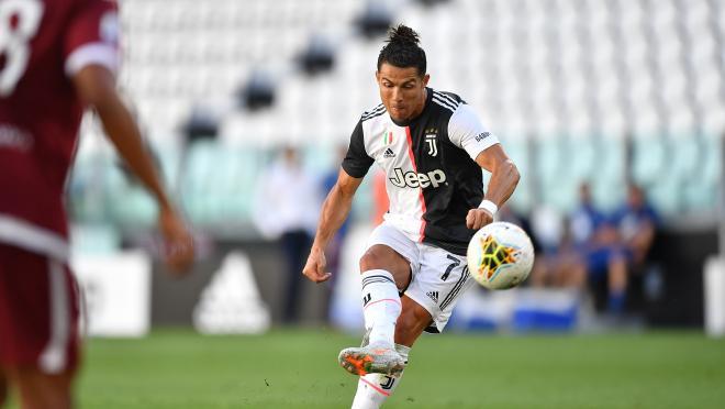 Cristiano Ronaldo Free Kick vs Torino
