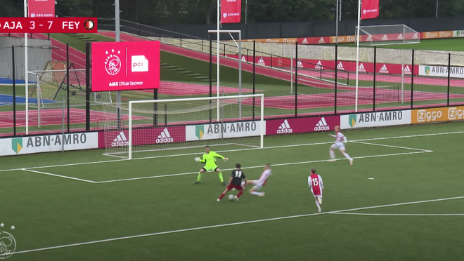 Aymen Sliti Goal vs Ajax