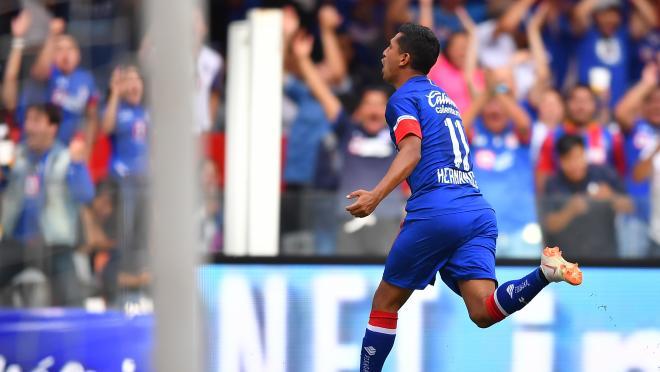 Elias Hernandez Goal vs Puebla