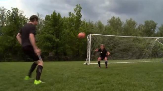 The18 Soccer Skills Video Short Chip (Messi Style)