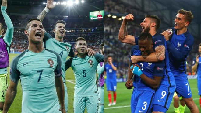 How to watch the Euro 2016 Final: France vs. Portugal