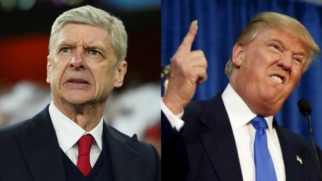 Quiz: Was This Quote A Criticism Of Arsene Wenger Or Donald Trump?